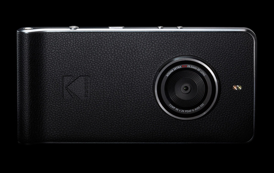 Kodak Ektra 'photography first' smartphone goes on sale
