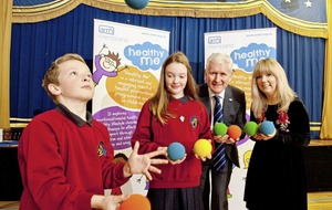 New mental health initiative for primary school children launched
