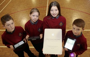 iPads helping embed a lifelong love of learning