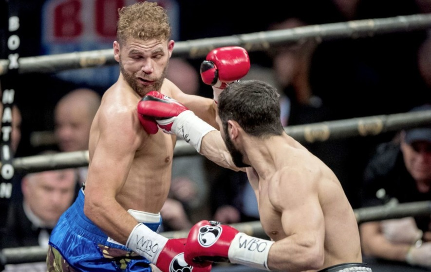Saul 'Canelo' Alvarez installed as mandatory challenger for Billy Joe Saunders' WBO middleweight title