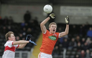 Armagh star Oisin O'Neill has no plans to embark on Aussie Rules career