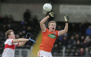 Armagh star Oisín O'Neill has no plans to embark on an Aussie Rules career