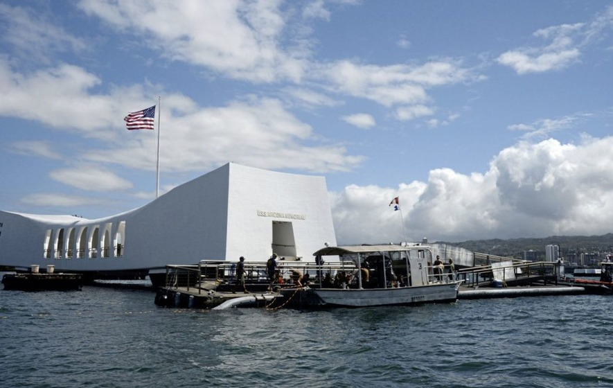 Veterans share stories at Pearl Harbor commemoration