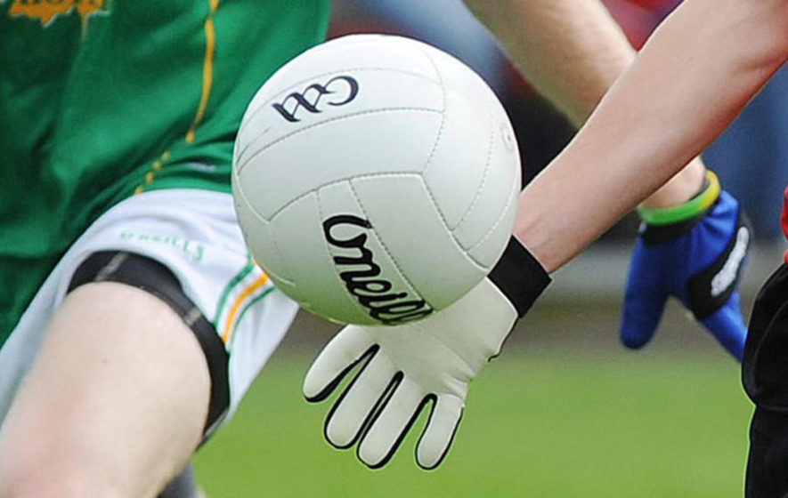 GAA fixtures - every Tuesday