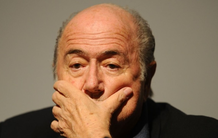 Why was Sepp Blatter's six-year ban upheld?
