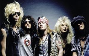 Just announced: Guns N' Roses for Slane 2017