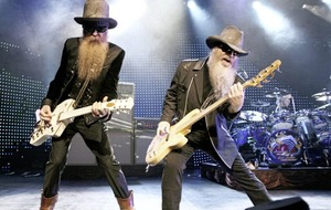 Now on sale: ZZ Top at 3Arena Dublin, July 28