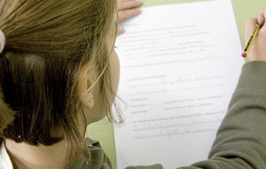 Parents' leaflet claims 'public support' for academic selection