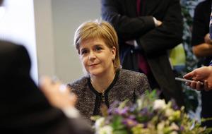 Jim Gibney: Nicola Sturgeon's radical politics creates a stir