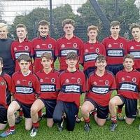 Drumragh College make a little bit of Ulster Schools' GAA history