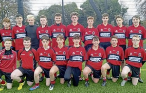 Drumragh College make a little bit of Ulster Schools' GAA history