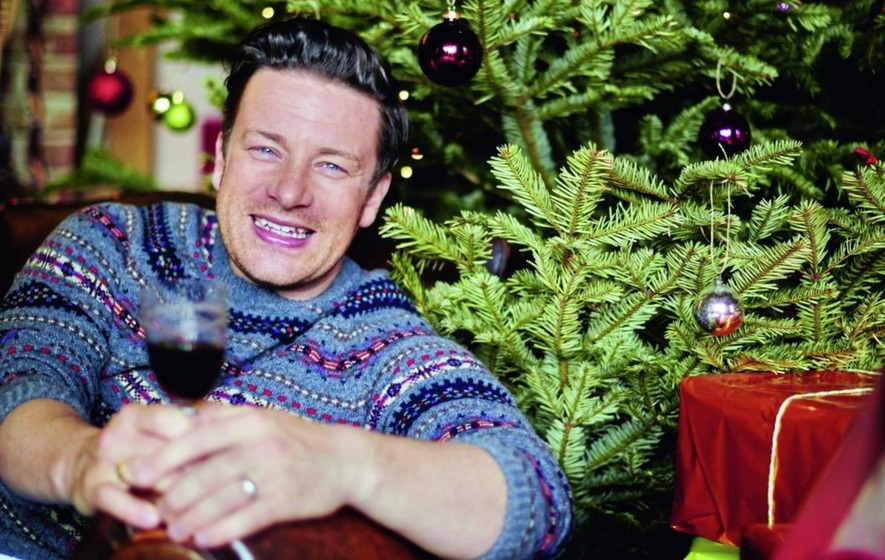 Jamie Oliver: Christmas cooking that's hassle free and fun - The ...