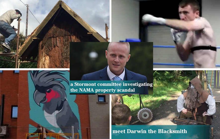 Our top 5 videos of 2016 - from Olympic boxers to Nama scandals