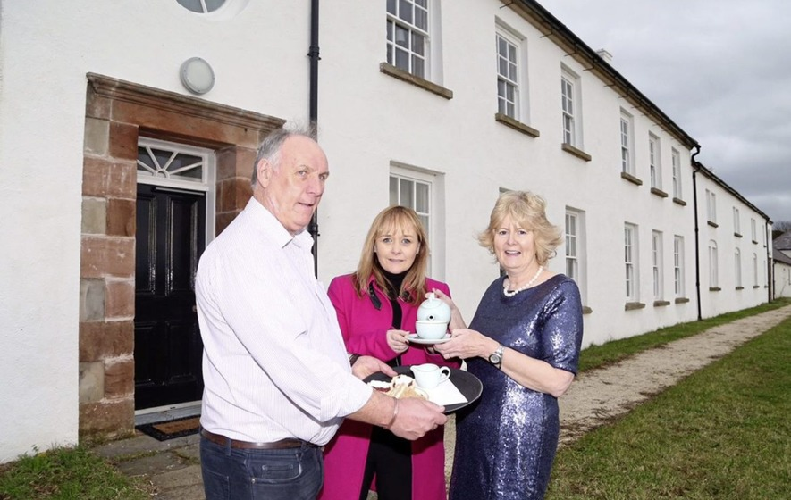 Rathlin Island Manor House reopens after £1 million refurbishment