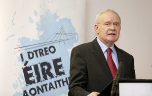 Martin McGuinness 'pulled out of China visit on medical advice'