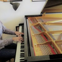Trad / roots: Caoimhin Vallely a traditional piano man