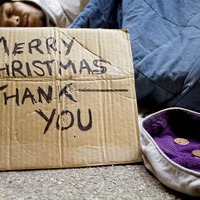 Homelessness 'an affront to human dignity'