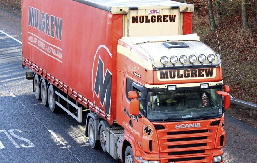 Haulier Mulgrew trucks on towards bigger sales and profits