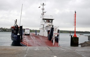 Time running out to claim watch found on Strangford Ferry