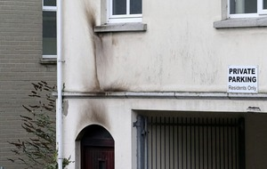 Three men appear in court on petrol bomb charges