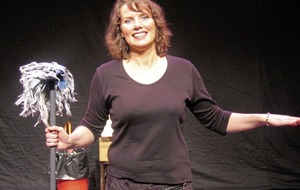 Arts Q&A: Nuala McKeever on Victoria Wood, Bruce Springsteen and being vegan