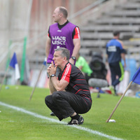 "Derry are ""well over"" the players who left panel says manager Damian Barton"