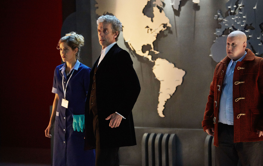 Doctor Who Christmas Special Trailer: It's Superheroes vs. Aliens in NYC
