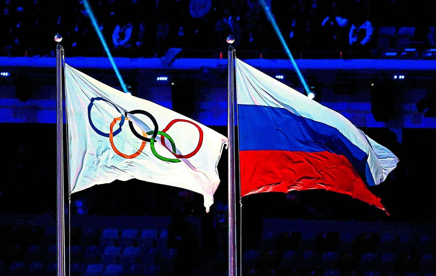 Russian doping on an 'unprecedented scale