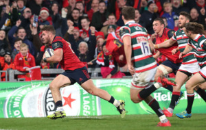 Munster inflict heaviest Champions Cup defeat on Leicester Tigers