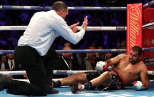 Wembley showdown with Wladimir Klitschko doesn't faze Anthony Joshua