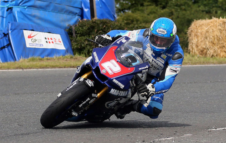 Shock as Co Down's Mar-Train call it a day after over a decade in motorcycle racing