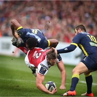 Ulster stand up to Clermont challenge