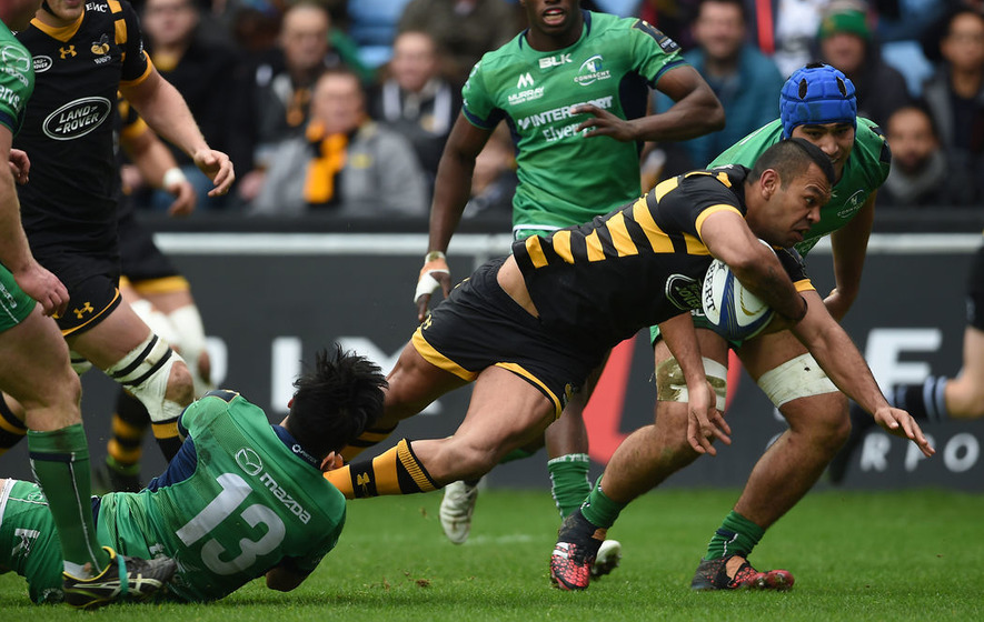 Pat Lam stung as Wasps see off Connacht