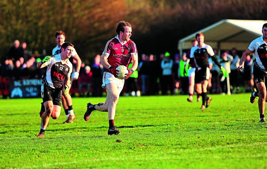 Ulster champions Slaughtneil dispose of St Kiernan's in London