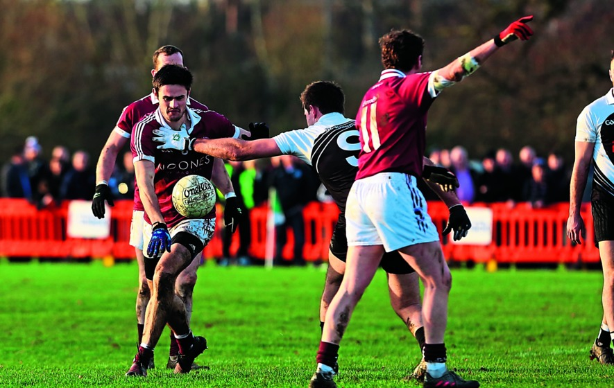 John Joe Kearney glad to avoid slip-up and book St Vincent's semi-final clash