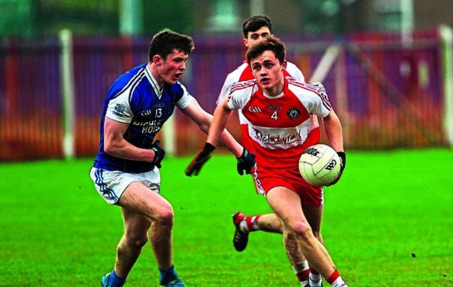 Derry champions Kilrea make light work of Naomh Conaill
