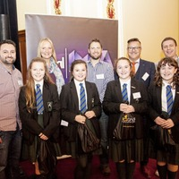 Creative Belfast schoolgirls win once-in-a-lifetime trip to Silicon Valley