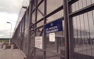 Self-harm affecting half all prisoners in the north
