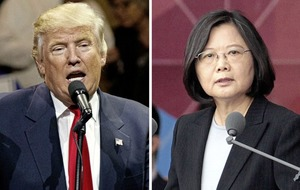 Chinese up rhetoric over Trump stance on Taiwan