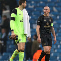 Scott Brown sits out Celtic clash with Dundee through suspension