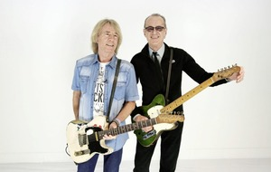 I'm much happier now says 'unplugged' Status Quo guitarist Francis Rossi