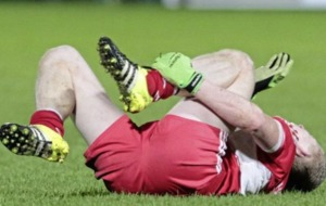 Derry star Enda Lynn back to full fitness for next season after injury hell
