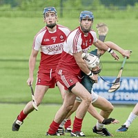 Hinphey brothers come out of retirement for Derry as Ruairí Convery sticks about