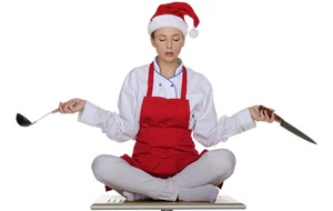 Being Mindful will keep you healthier and happier throughout Christmas