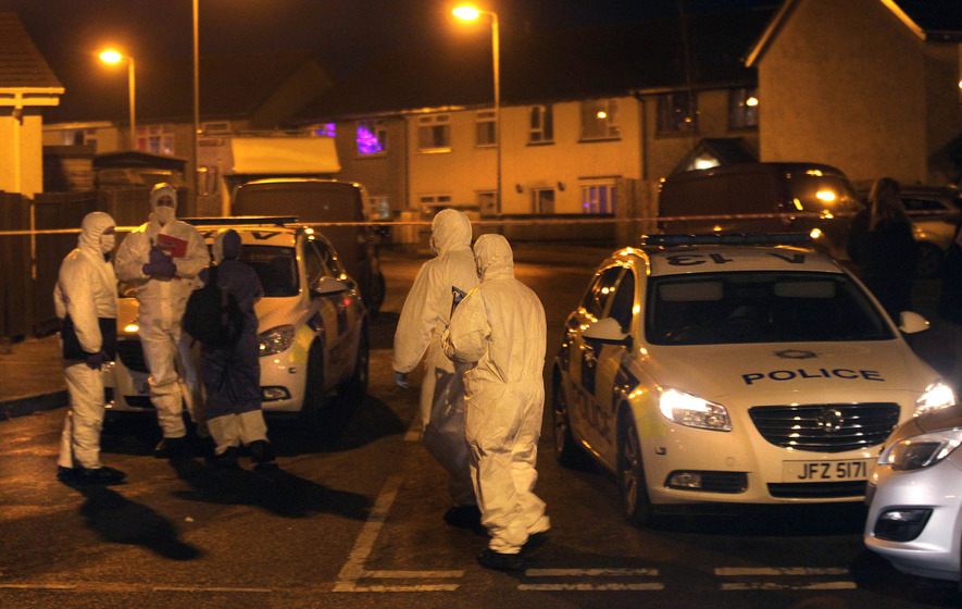 Man In His Sixties Found In Coleraine May Have Died From Assault