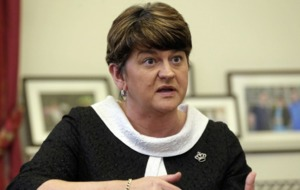 People Before Profit to hold rallies calling for Arlene Foster's resignation