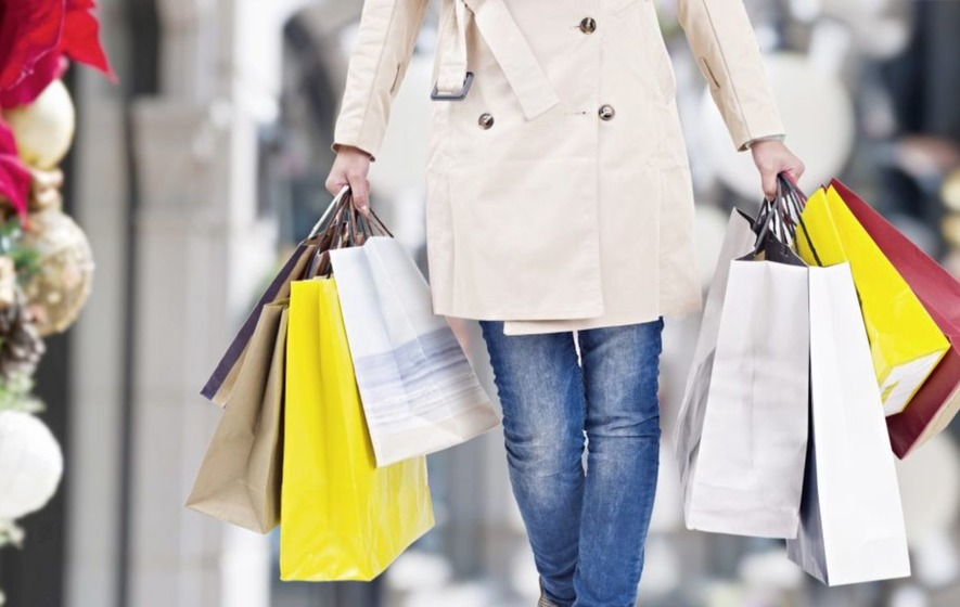 Suzanne McGonagle: Going into last minute Christmas panic buying mode