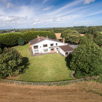 Rolling countryside charm