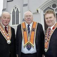 Rev Mervyn Gibson elected as Orange Order's grand secretary