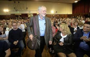 Former Sinn Féin staffer to join Jeremy Corbyn's team